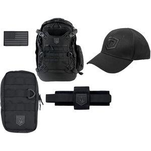Cannae Pro Gear Tactical Bundle Pack Black