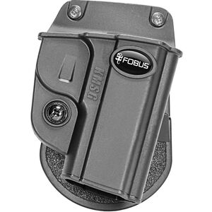 Fobus E2 Evolution Series Paddle Holster Kimber Micro and SIG P238/P938 Right Hand Polymer Black