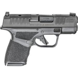 "Springfield Armory HELLCAT OSP 9mmm Semi-Auto Pistol 3"" Barrel Optics-Ready 11 Rounds Black"