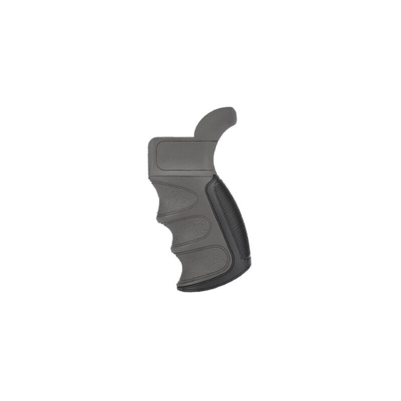 ATI AR-15 X1 Recoil Reducing Pistol Grip in Destroyer Gray