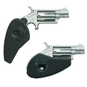 "NAA Mini Revolver 22 Mag 1.125"" Barrel 5 Rounds Stainless"