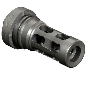 "Yankee Hill Machine .30 Caliber Muzzle Brake 5/8""-24 Matte Finish Black 4302-MB-24A"