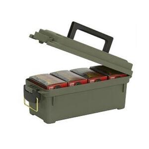 Plano Field Shot Shell Box Hard Polymer  OD Green 121202