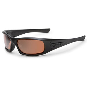 ESS 5B Ballistic Sunglasses Mirror Copper Lens Black