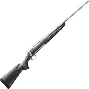 "Browning X-Bolt Stainless Stalker 7mm Rem Mag Bolt Action Rifle 26"" Barrel 3 Rounds Matte Gray/Black Composite Stock Matte Stainless Finish"