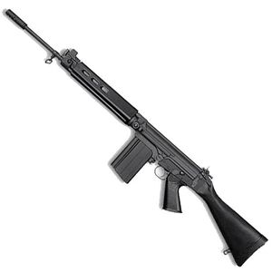 "DS Arms SA58 Semi Automatic Rifle 308 Winchester 21"" Barrel 20 RoundsAdjustable Sights Black Synthetic Stock SA5821S-A"