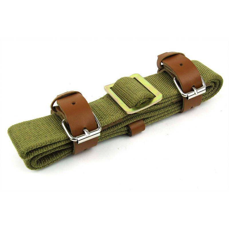 """TacFire Mosin Nagant Heavy Duty Sling 20-35"""" Green SL005"""