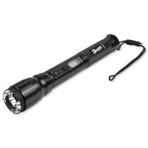Personal Security Products Enforcer Stun Gun Flashlight 2,000,000 Volts Black ZAPEN