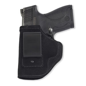 Galco Stow-N-Go IWB Holster Fits GLOCK 19/23 Left Hand Leather Black