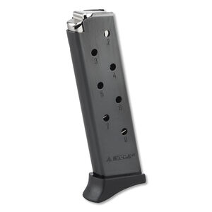 Mec-Gar Bersa Thunder Magazine .380 ACP 8 Rounds Steel Blued MGBT3808B