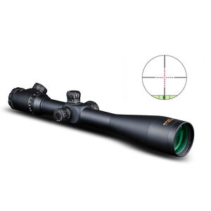 Konus KonusPro M-30 6.5-25x44 Riflescope Dual Illuminated Mil-Dot 30mm Matte Black 7281