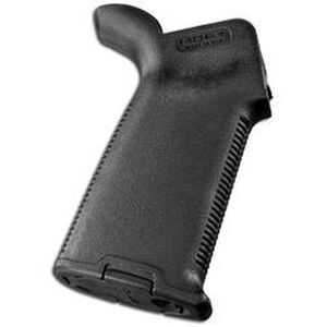 Magpul MOE+ AR-15 Replacement Grip Overmolding Polymer Black MAG416-BLK