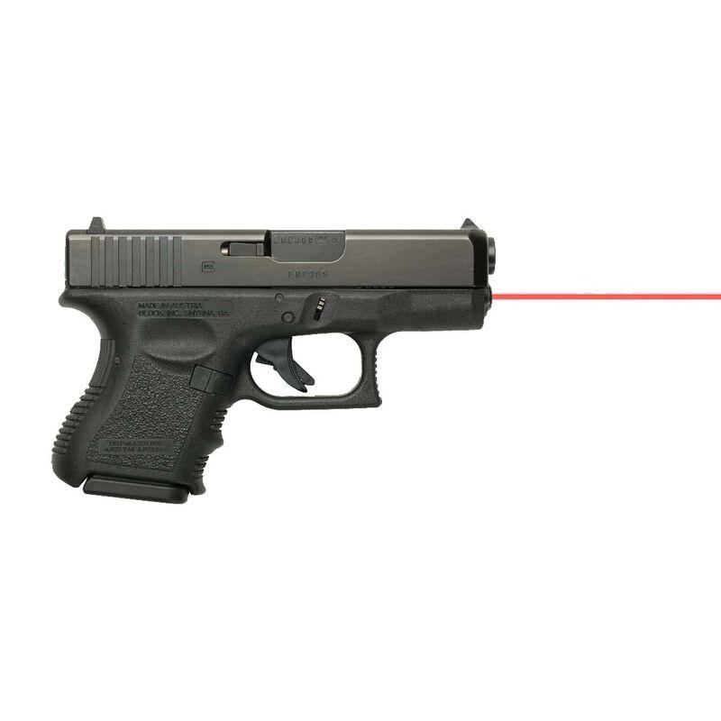 LaserMax Guiderod Laser GLOCK 39 Polymer and Steel LMS1171