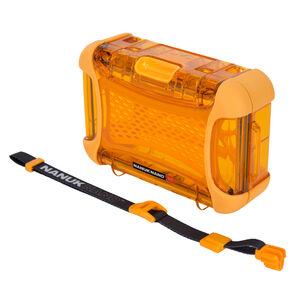 Nanuk Nano 330 Watertight Compact Protective Case Polycarbonate Orange   330-0003