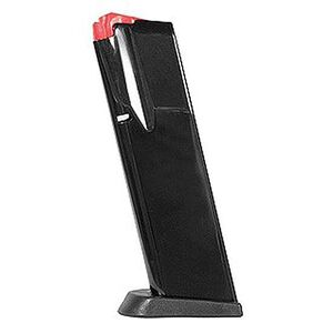 Magnum Research Baby Desert Eagle .40 S&W 12 Round Magazine for Full Size and Semi Compact Models Steel Tube Polymer Base Plate Matte Black MAG4013P