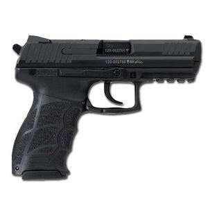 """H&K P30 V3 9mm 3.85"""" Barrel 15 Rds Polymer Frame Black"""