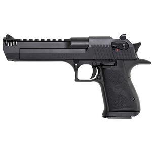 "Magnum Research Desert Eagle Mark XIX Semi Auto Handgun .357 Mag 6"" Barrel 9 Rounds Integral Muzzle Brake Black"
