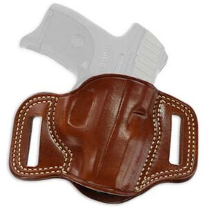 """Galco Combat Master Holster fits Ruger Security Six 2.75""""/ S&W K Frame and Similar Right Hand Leather Tan"""