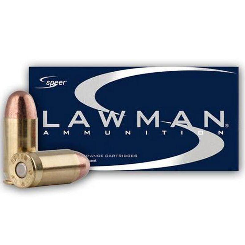 Speer Lawman .40 S&W Ammunition 50 Rounds TMJ 155 Grains 53957