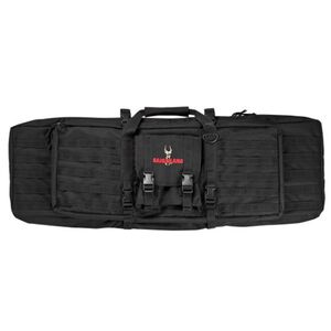 "Safariland Model 4552 Dual Rifle Case 46"" Ballistic Cloth Black 4552-46-4"