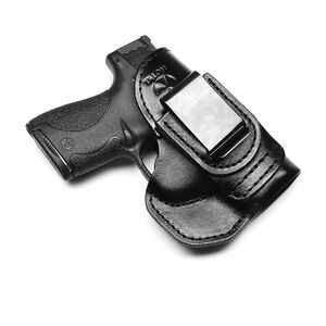 Talon Training S&W Shield Tuckable Holster Black Right Hand No Laser
