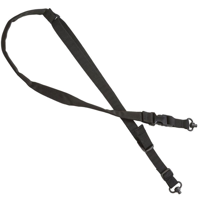 Tac Shield Tactical 2-Point Quick Adjust QD Sling Padded Black