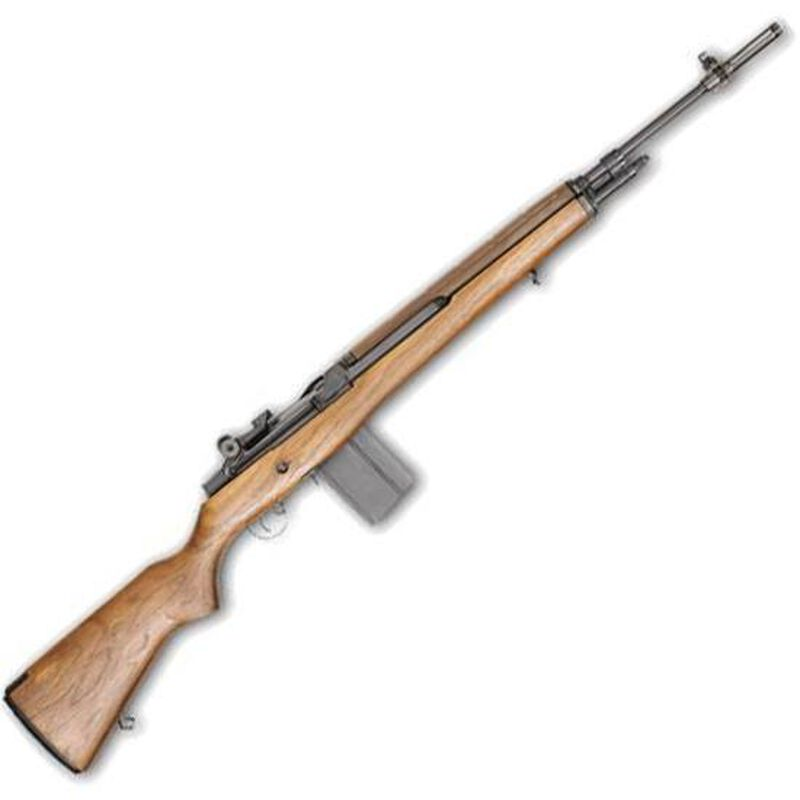 "Springfield Armory M1A Standard Issue .308 Win Semi Auto Rifle 22"" Barrel 10 Rounds Walnut Stock Parkerized Finish"
