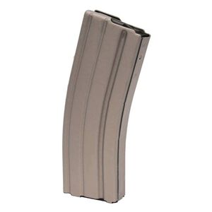 DURAMAG By C-Products Defense AR-15 .223/5.56 Magazine, 30 Rounds, Aluminum, Gray