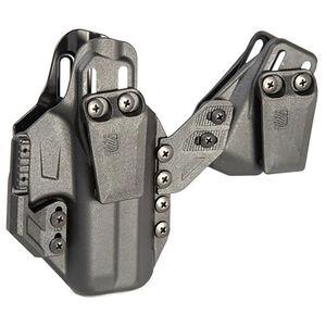 BLACKHAWK! Stache IWB Premium Kit fits Taurus G2C/G3C Ambidextrous Holster Polymer Black