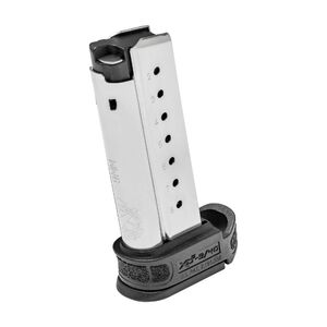Springfield Armory XD-S Mod.2 8 Round Magazine 9mm Luger With Grip X-Tension Black XDSG0908