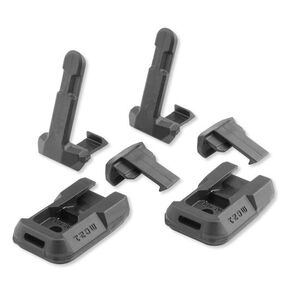 Recover Tactical 2 Sets Magazine Clips For GLOCK 21 Black MC21SB