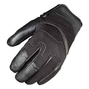 Damascus Protective Gear SubZero Maximum Warmth Winter Gloves Leather Spandura Black