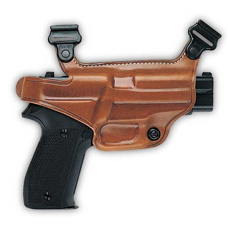Galco S3H SIG Sauer P239 Shoulder Holster Component Right Hand Leather Tan 296