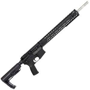 "Radical Firearms AR15 Semi Auto Rifle .224 Valkyrie 15 Rounds 18"" Stainless Steel Barrel 15"" Free Float MHR Handguard MFT Minimalist Collapsible Black"