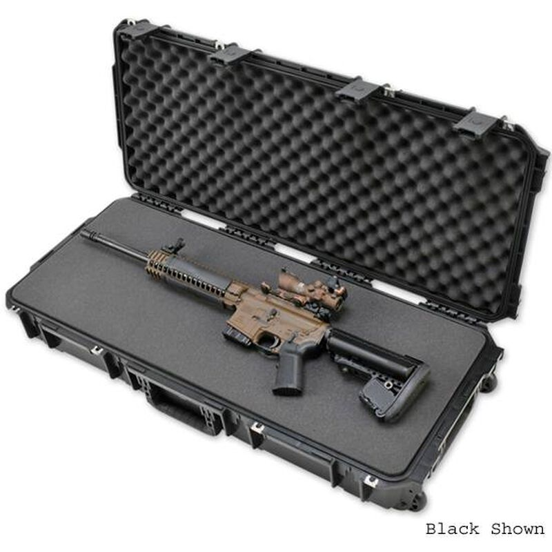 "SKB iSeries 3614 M4 Short Rifle Hardcase 40"" Polypropylene Desert Tan 3i-3614-6T-L"