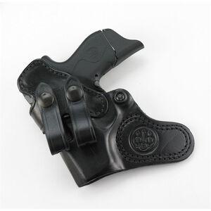 Beretta Pico Inner Piece IWB Holster Left Hand Leather Black