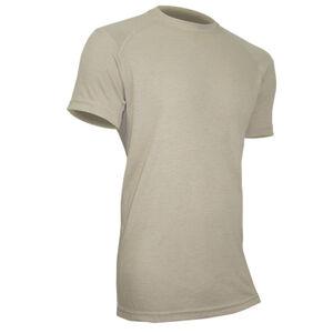 XGO Phase 2 Short Sleeve Men's Tee Shirt XXL Modacrylic and FR Rayon Desert Sand