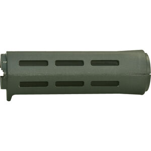 B5 Systems AR-15 Carbine Length Drop-In Style M-LOK Compatible Handguard Polymer OD Green