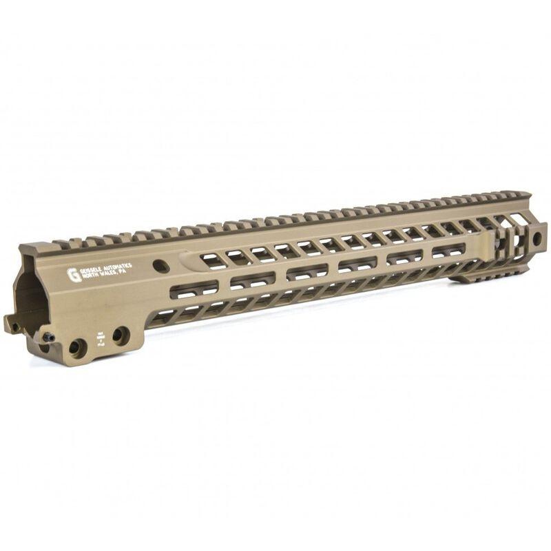 "Geissele Automatics 15"" Super Modular Rail MK13 M-LOK DDC  05-576S"