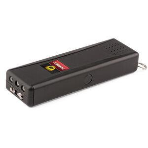Guard Dog Hornet 2 Personal Defense Tool Stun Gun LED Light 120db Siren Alarm Keychain Polymer Black