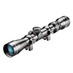 Tasco 3-9x32 .22 Rimfire Riflescope w/ 30/30 Reticle, Matte Black