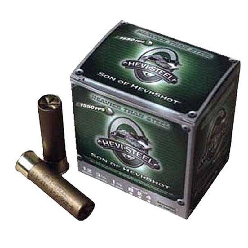 """Hevi-Shot Hevi-Steel 12 Gauge Ammunition 250 Rounds 3"""" #2 Steel 1.25 Ounce 60002"""