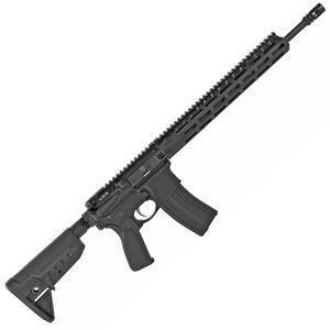 """BCM Recce-16 Lightweight Carbine AR-15 5.56 NATO Semi Auto Rifle 16"""" Barrel 30 Round Magazine MCMR-13 Free Float Hand Guard Carbine Stock Matte Black"""