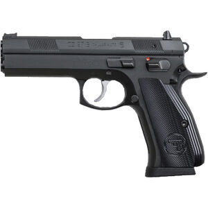 "CZ-USA 97B .45 ACP Semi Auto Pistol 4.65"" Barrel 10 Rounds Black"