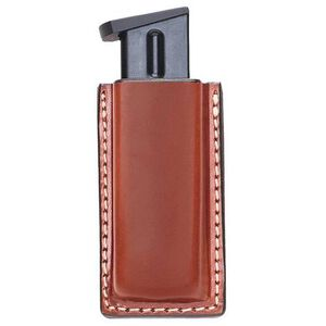Aker Leather Single Magazine Pouch Glock HK 9/40 Leather Black
