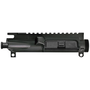 CORE15 AR-15 Upper Receiver with Forward Assist and Dust Cover Aluminum Black