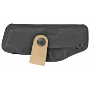 Flashbang Original Flashbang Bra Holster for SIG Sauer P365 Right Hand Draw Black Kydex Shell Tan Strap