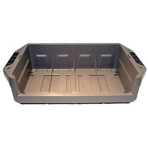 MTM 4-Can Ammo Crate fits Four Metal 30 Caliber Ammo Cans Polymer FDE