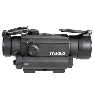 TRUGLO Tru-Tec 2 MOA Red-Dot Sight 30mm Matte Black TG8130BN
