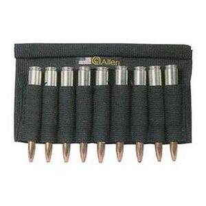 Allen Rifle Buttstock/Cartridge Holder Black